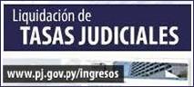 Liquidación de Tasa Judiciales