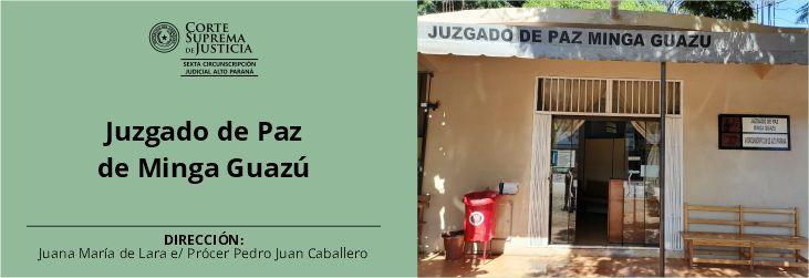 Minga Guazú